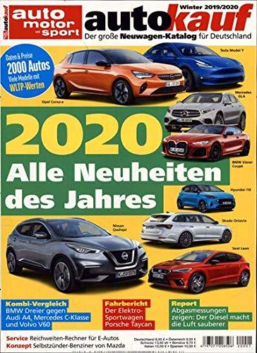 auto motor sport Autokauf 1/2020