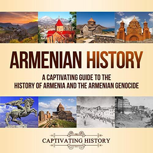 Armenian History cover art