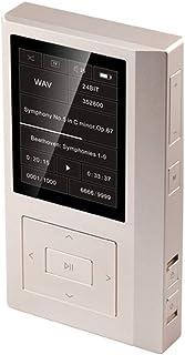 QULOOS QA361 HiFi Lossless Music Player DSD AK4495SEQ DAC Chips 6 x OPA1622(Gold)