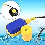 Interruttore a Galleggiante, Sensore di livello acqua liquido interruttore a galleggiante,per Pompa Serbatoio Liquido Livello Acqua Regolatore