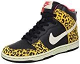 Nike Dunk High Skinny, Donna NERO/SNDTRP - DRK GLD LF-SNMRST, (Nero/G scuro.), 38 EU