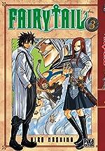 Fairy Tail - Tome 3 de Hiro Mashima