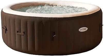 Best intex purespa jet & bubble deluxe portable hot tub Reviews