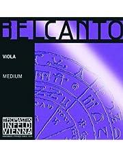 CUERDAS VIOLA - Thomastik (Belcanto BC200) (Juego Completo) Medium Viola 4/4