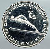 1980 PL 1980 POLAND WINTER OLY...