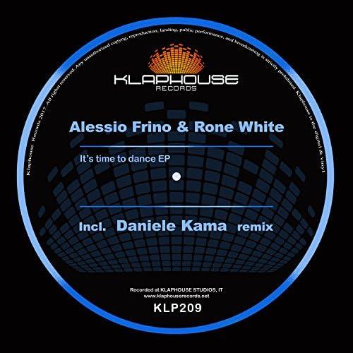 Alessio Frino, Rone White & Daniele Kama