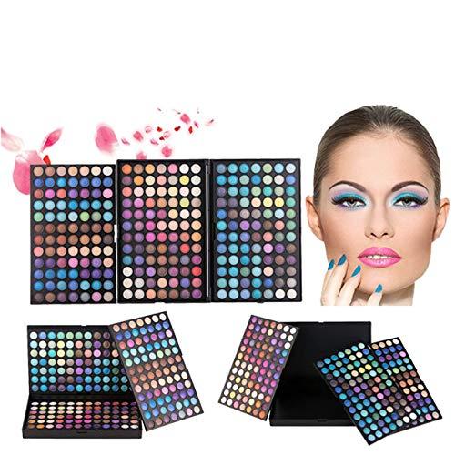 FantasyDay® 252 Colores Sombra De Ojos Paleta de Maquillaje Cosmética - Perfecto...