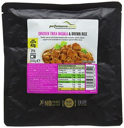 Performance Meals 350 g Chicken Tikka Masala