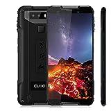 CUBOT Quest Télephone Incassable 4G, Écran 5,5 Pouces HD+ 18:9, 64Go ROM+4Go RAM, Batterie 4000mAh, 4G Android 9.0 Smartphone...
