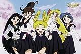 Close Up Sailor Moon Poster (102cm x 70cm) + Ü-Poster