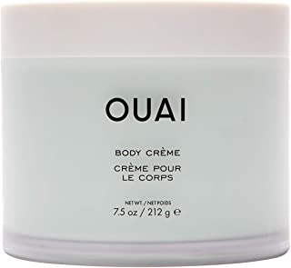OUAI Body Crème. Super Hydrating Whipped Body Cream Softens Skin and Gives it a Healthy Glow. Cupuaçu Butter, Coconut Oil ...