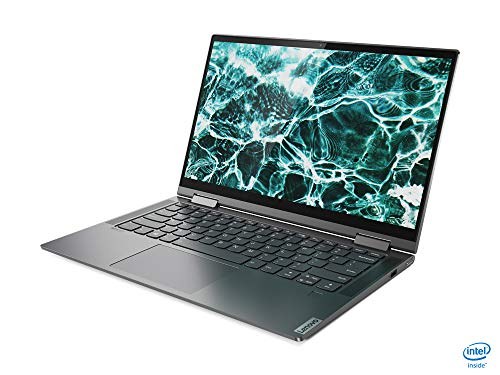 Lenovo Yoga C740 Híbrido (2-en-1) Gris 35,6 cm (14') 1920 x 1080 Pixeles Pantalla táctil 10ª generación de procesadores Intel CoreTM i7 16 GB DDR4-SDRAM 512 GB SSD Wi-Fi 5 (802.11ac) Windows 10 Home