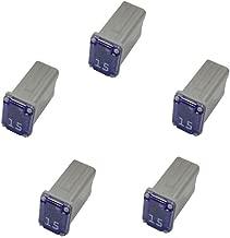 5 Flosser 608820 15 Amp Micro Cartridge Fuses - FMM MCASE Type