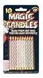 Desi Commodity Magic Candles Practical Joke Prank - Birthday Candles That Never Go