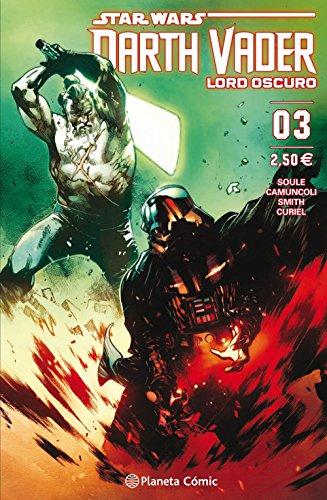 Star Wars Darth Vader Lord Oscuro nº 03/25 (Star Wars: Cómics Grapa Marvel)