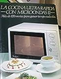 La cocina ultra rapida con microondas II