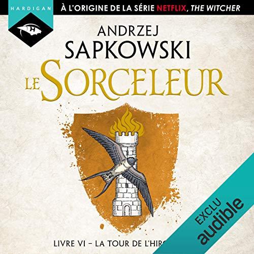 Page de couverture de La Tour de l'Hirondelle