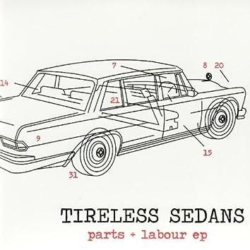 Parts + Labour EP