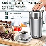 Zoom IMG-1 kyg macinacaffe elettrico coffee grinder