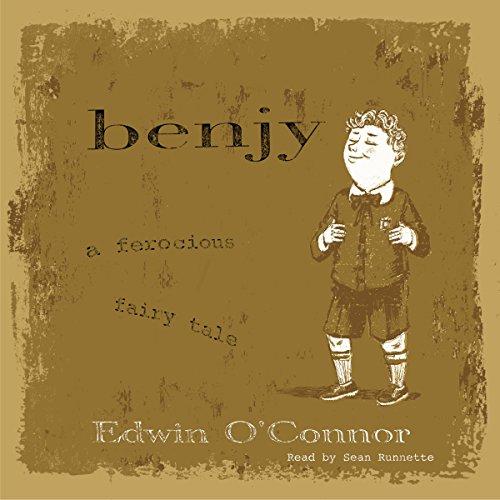 Benjy audiobook cover art
