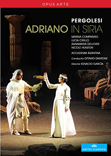 Giovanni Battista: Adriano in Siria [2 DVDs]