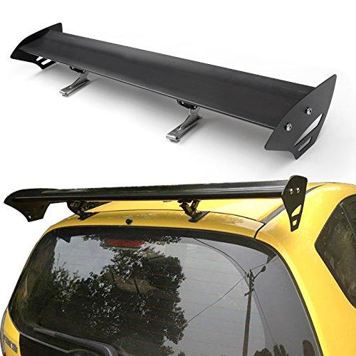 Areyourshop, alettone universale regolabile in alluminio GT per bagagliaio posteriore, alettone da corsa 15#