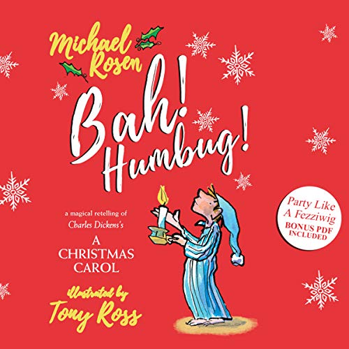 Bah! Humbug! audiobook cover art