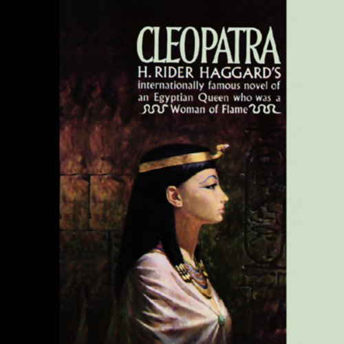 Cleopatra audiobook cover art