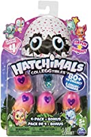 Hatchimals CollEGGtibles 4-Pack + Bonus Season 4 Hatchimals CollEGGtible, Ages 5 & Up (Styles and Colors May Vary)