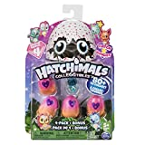 Hatchimals CollEGGtibles 4-Pack + Bonus Season 4...