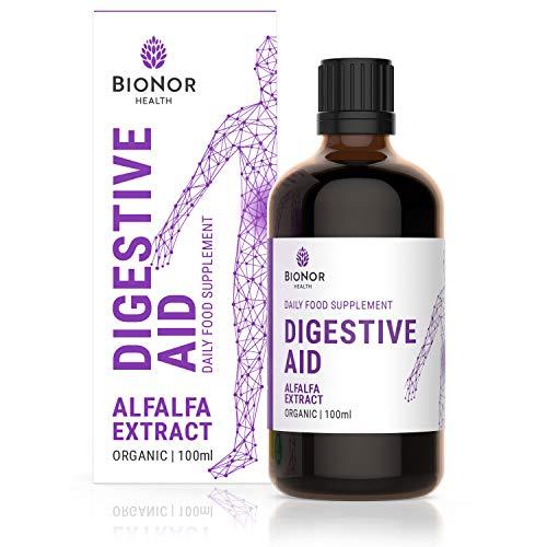 Bionor Health | Kraftvolle, skandinavische Darmkur mit Alfalfa | Die Alternative zu Probiotika Darmsanierung, Darmreinigung, Detox Tee, Abführmittel, Verdauungsenzyme, Darmbakterien, Darmflora, Darm