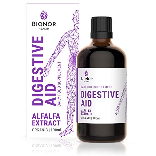 Bionor Health | Powerful Nordic Digestive Aid with Alfalfa | Replace...