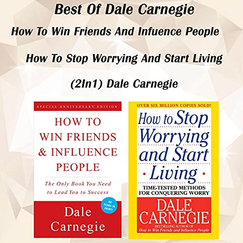 Best of Dale Carnegie Audiobook By Dale Carnegie cover art