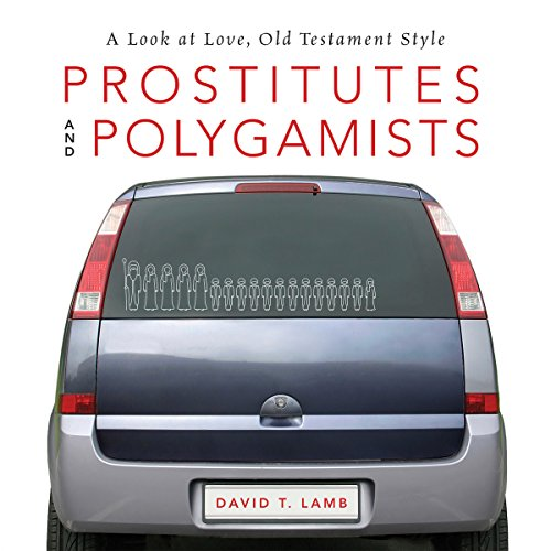 Prostitutes and Polygamists audiobook cover art
