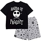 Disney Nightmare Before Christmas Jack Skellington Toddler Boys T-Shirt & Shorts Set 5T