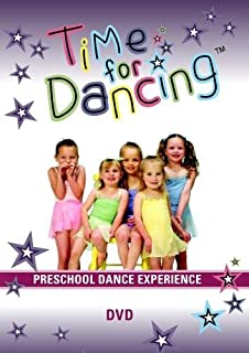 Time For Dancing Preschool Dance Experience