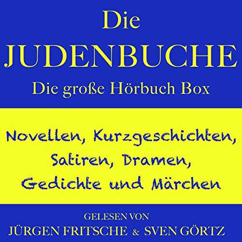 Couverture de Die Judenbuche - sowie zahlreiche weitere Meisterwerke der Weltliteratur