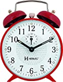 Best Windup Alarm Clocks - Mechanical Wake-up Clock, Wind-up, Loud Alarm Clock, Vintage Review