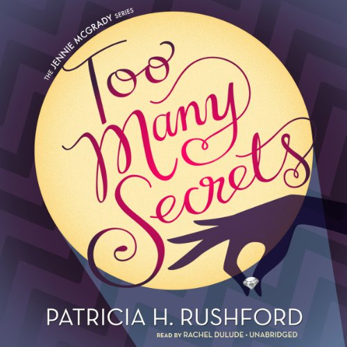 Too Many Secrets audiobook cover art