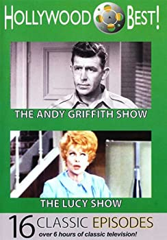 Hollywood Best! The Andy Griffith Show & The Lucy Show - 16 Classic Episodes!