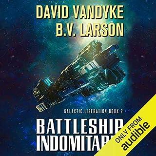 Battleship Indomitable cover art