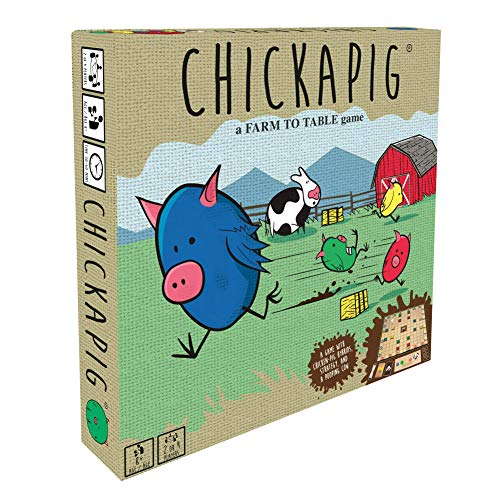 Chickapig  A Farm to Table Game