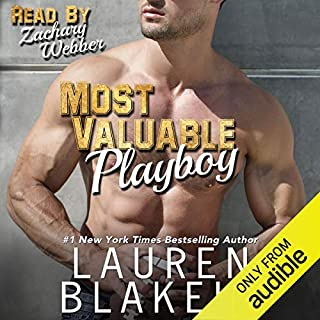 Most Valuable Playboy audiobook cover art