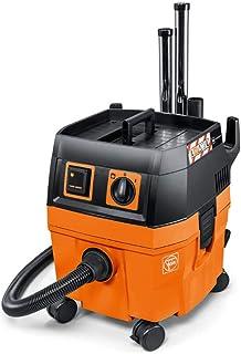 Fein 25L 92035060000 Dustex seco y h?medo (aspiradora Industrial de 25 L, 1380 W, dep?sito de 22 l, Enchufe Extra), Color: