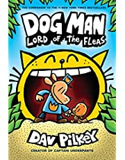 Dog Man 5: Lord of the Fleas
