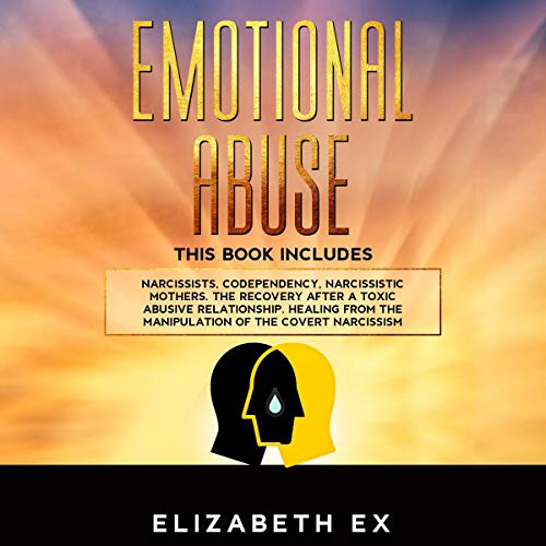 『Emotional Abuse: 3 Books in 1』のカバーアート