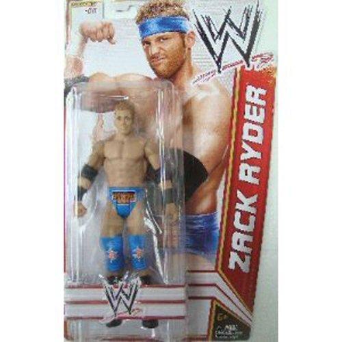 WWE - Catch - Figurines articulées - Série 22 - Zack Ryder