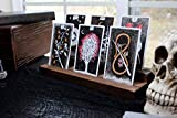 6-card Tarot and Oracle Card Holder | Altar Stand