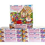 Candy Land Gingerbread House Kit - Everything Included - 31oz, 878g - 8 PACK