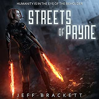 Streets of Payne audiobook cover art